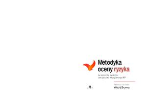 Metodyka oceny ryzyka www.pdf